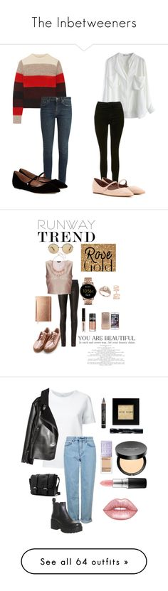 The Inbetweeners by riley-is-ridiculous on Polyvore featuring polyvore, fashion, style, rag & bone, Yves Saint Laurent, Tabitha Simmons, Chicwish, Topshop, clothing, Miss Selfridge, FOSSIL, Effy Jewelry, Kendra Scott, Michael Kors, Maybelline, Repossi, Ted Baker, Kate Spade, Lemaire, Vagabond, L'Oréal Paris, Bobbi Brown Cosmetics, Shiseido, Bare Escentuals, Givenchy, MAC Cosmetics, Lime Crime, Chloé, Gianvito Rossi, Aperlaï, Accessorize, Valentino, 3.1 Phillip Lim, Giuseppe Zanotti…