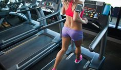 equinox precision running BITE treadmill workout