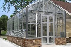 Glass Greenhouse For Your Research Facilities - Rough Brothers Inc