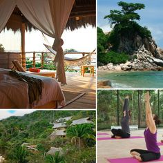 Xinalani Yoga Retreat Thank you @Michele Foley when are you coming to visit? We are waiting for you! :) New year's resolution for 2014!