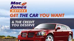 Mac James Motors >> 22 Best Mac James Motors North Edmonton Images Car Loans