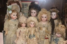 French dolls, Expensive collection!!