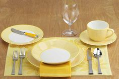 Throwing a dinner party or having guests for the holidays? Improve your party hosting skills with three quick and easy ways to set a table.