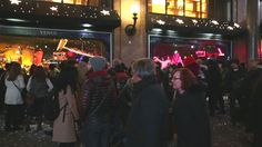 New York's holiday windows are pretty fantastic. We take you behind the scenes at Macy's and show you how it's done.