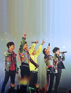 Daesung, G-Dragon, Seungri, Taeyang, T.O.P - Big Bang