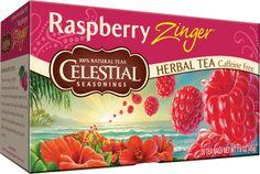Raspberry Zinger® Tea   Herbal Teas   Celestial Seasonings- Yum!  @CelestialTea #CelestialTea @Influenster #FrostyVoxBox #Contest