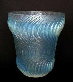 Actinia Vase - Lalique
