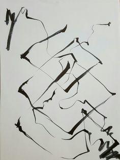 [날파리] 방충망사이로들어오는 날파리들의 움직임을 표현.