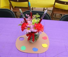 Art Party: Centerpiece