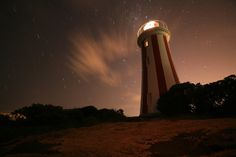 """Devonport Lighthouse"" by Aaron Jones, via 500px."