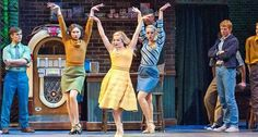 Some scenes from our 2014 production of West Side Story. We offer a complete rental package of costumes, props, sets, and projections. Enjoy!