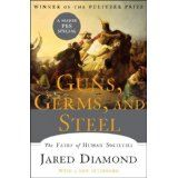 Guns, Germs, and Steel: The Fates of Human Societies (Hardcover)By Jared Diamond