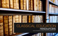 Classical Education Resources at the 2015 @HSConvention #sponsor