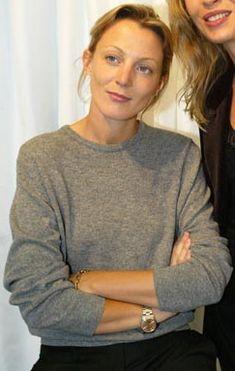 Minimalism at its best.  Celine's Phoebe Philo | modeandmaison.wordpress.com