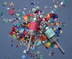 Throw a fun confetti party with Lark!