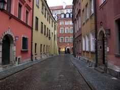 warsaw alley - Google Search