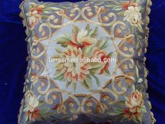 High Garde Sell Embroidery Flower Imitate Aubusson Sofa Cushion Cover , Find Complete Details about High Garde Sell Embroidery Flower Imitate Aubusson Sofa Cushion Cover,Sofa Cushion,High Grade Cushion,Flower Cushion from -Qingdao Lansen Hometextile Co., Ltd. Supplier or Manufacturer on Alibaba.com