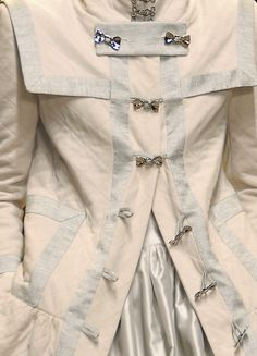Beautiful coat...