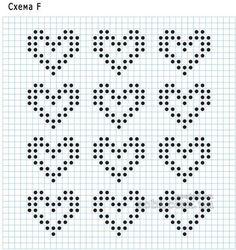 Crochet Bedspread Pattern, Tapestry Crochet, Afghan Crochet Patterns, Weaving Patterns, Mosaic Patterns, Crochet Stitches, Cross Stitch Patterns, Crochet Heart Blanket, Diy Crafts Crochet