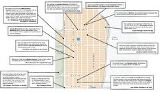 Upper East Side Literary Map » This would make a great walking tour!