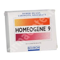 Homeogene 9, 60 comprimate, Boiron[3352712002696] Personal Care, Pharmacy, Self Care, Personal Hygiene
