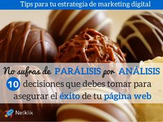 Tips para tu Estrategia de Marketing Digital by netklik via slideshare Comunity Manager, Waffles, Food, Digital Marketing Strategy, Marketing Strategies, Waffle, Meals, Yemek, Eten