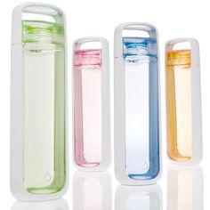 KOR'S Hydration vessel.  Cool looking water bottle.