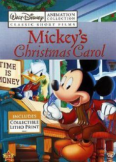 Mickey's Christmas Carol - Bryan's favorite Christmas movie