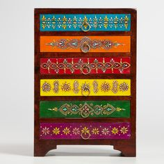 6-Drawer Menhdi Chest  (World Market)
