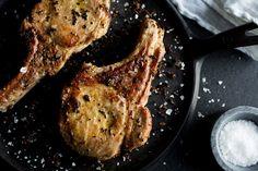 NYT Cooking: Cumin-Baked Pork Chops