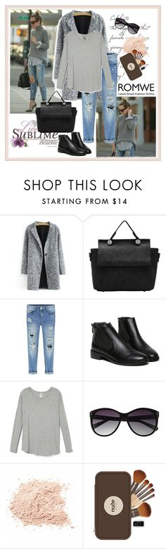 """""""Romwe 3"""" by aida-1999 ❤ liked on Polyvore featuring Vince Camuto, women's clothing, women's fashion, women, female, woman, misses and juniors"""