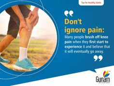 Early diagnosis is a key to prevent more severe and irreversible damage. If you have a sharp, intermittent, localized pain you should get checked out sooner rather than later in order to stop some conditions getting worse.Visit:http://bit.ly/2h5abVS #GunamSuperSpecialityHospital #DestinationHealthcare #healthtips #Healthcare #HospitalinHosur #healthyindia #orthopaedics #Healthyjoints