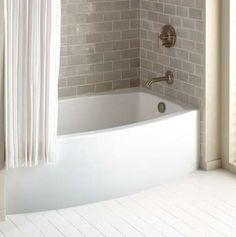 Small Tub 8 Small Bathroom Tips From The Pros Bob Vila