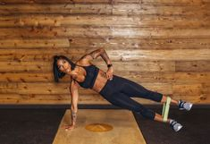 4. Side Plank #greatist https://greatist.com/fitness/resistance-band-core-exercises-massy-arias
