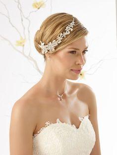 Bianco Evento haar accessoire bruid 123