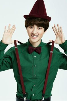 EXO // Miracles in December // D.O