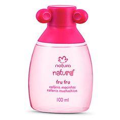 Sobre o produto: Com a colônia Fru Fru, as mocinhas vão ficar com um cheirinho tão bom, mas tão bom, que vão encantar todo mundo! Conteúdo: 100ml Benefícios: Oferece uma perfumação suave. Não resseca a pele, pois não contém álcool. PROMOÇÃO ! cod: 25972 De R$ 62,90 Por R$ 31,40 Calcule seu frete:  00000-000 CALCULAR COMPRAR COMPRAR COM 1 CLIQUE Compartilhe com seus amigos: 0