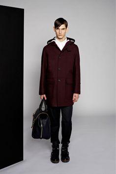 Marni Fall 2013 Menswear Collection Slideshow on Style.com