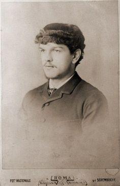 Debussy in Rome in 1885: