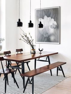 GET TO KNOW EVERYTHING ABOUT THIS MINIMALIST DINING ROOM DECOR!