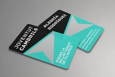 Blanca Castillo on Behance  business card #businesscards #cards #transparentbusinesscard #transparentcard