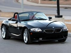 bmw z4 roadster black