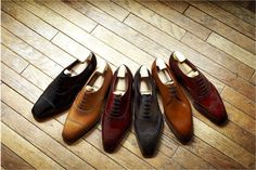 I find it absolutely amazing how many Japanese shoemakers today, were once just a person with a dream of starting their own bespoke shoe shop. None of them just become so by chance. They all create…