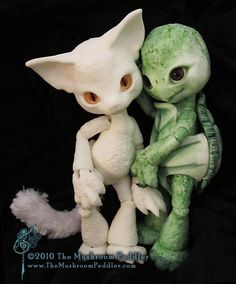 Weird. Scratch the Cat - ball joint doll / BJD - Blank - Holiday Special free ship - Now in stock
