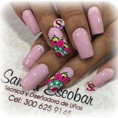 Nails, Beauty, Finger Nails, Nail Art, Fingernail Designs, Xmas, Ongles, Beauty Illustration, Nail