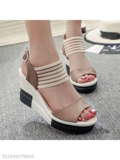 a4ce70e80bf6 High Heeled Peep Toe Casual Date Sandals  Shoes  Boots  Sneakers  Pumps