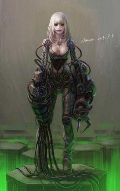 cyberpunk by neon7