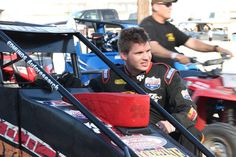 Sprint Car Driver Cody Swanson Races Into 2013 Season and Gets His First USAC Western States Victory #knfilters