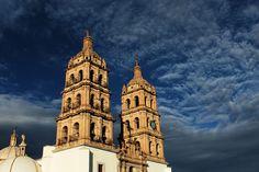 Catedral Basílica Menor de la Inmaculada Concepción en Victoria de Durango, Durango
