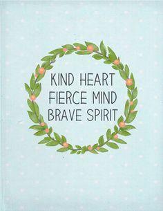 Trisha B Blog: One Little Word Brave – More at http://www.GlobeTransformer.org